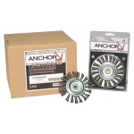 Anchor Brand 94874 Knot Wheel Brushes
