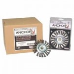 Anchor Brand 94860 Knot Wheel Brushes