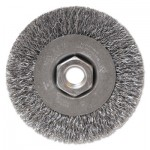 Anchor Brand BW-450 Light Duty Crimped Wheel Brushes