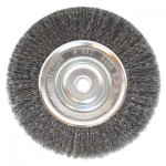 Anchor Brand BW-605 Light Duty Crimped Wheel Brushes