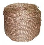 Anchor Brand 1-1/8X125-3S Manila Rope Ropes