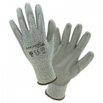 Anchor Brand 6070-L Micro-Foam Nitrile Dipped Coated Gloves