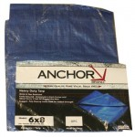 Anchor Brand 2436 Multiple Use Tarpaulins