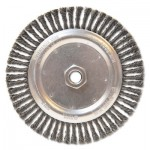 Anchor Brand BW-865 Narrow Face String Bead Wheel Brushes