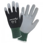 Anchor Brand 6080-M PU Palm Coated Gloves