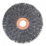 Anchor Brand BW-9704 Stainless Steel & Aluminum Small Crimped Wheel Brushes