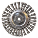Anchor Brand BW-9845 Stainless Steel & Aluminum Cleaning Stringer Bead Wheel Brushes