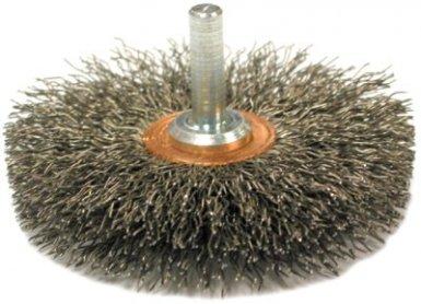 Anderson Brush 8586 Crimped Wire Wheels-SSM Series