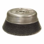 Anderson Brush 10285 Crimped Wire Cup Brush For Small Angle Grinders-UC & UCX Series