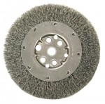 Anderson Brush 3446 DM Series Narrow Face Crimped Wire Wheels