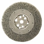 Anderson Brush 3043 Narrow Face Crimped Wire Wheels-DM Series