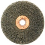 Anderson Brush 9033 Small Diameter Wire Wheels-SS Series-Single Sections
