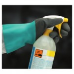 Ansell 58-530B-100 AlphaTec Gloves