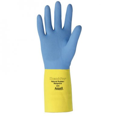 Ansell Chemi-Pro Unsupported Neoprene Glove
