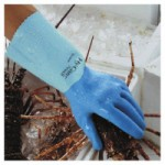 Ansell 62-400-9 Hy-Care Gloves