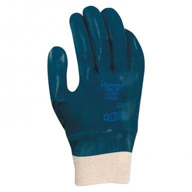 Ansell 27-602-10 Hycron Nitrile Coated Gloves