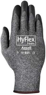 Ansell 205672 HyFlex Foam Gray Gloves