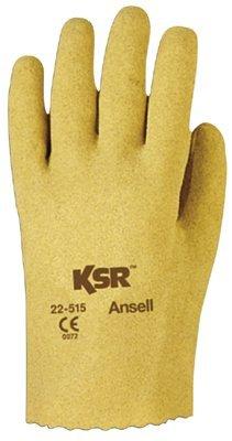 Ansell 204001 KSR Multi-Purpose Vinyl-Coated Gloves