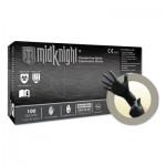 Ansell 769799296062 Microflex MidKnight MK-296 Nitrile Exam Gloves
