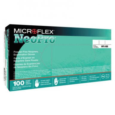 Ansell 769799288098 Microflex NeoPro Disposable Gloves