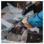 Ansell 103686 Nitrasafe Foam Gloves