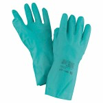 Ansell 117076 Sol-Vex Unsupported Nitrile Gloves