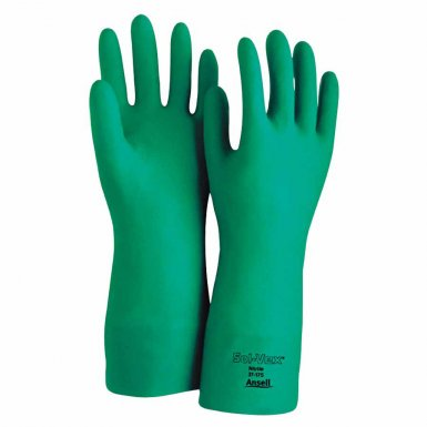 Ansell 117275 Sol-Vex Unsupported Nitrile Gloves