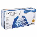 Ansell 565719 TNT Blue Disposable Gloves