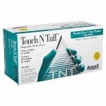 Ansell 585835 Touch N Tuff Disposable Gloves