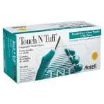 Ansell 585837 Touch N Tuff Disposable Gloves