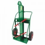 Anthony 94LFW16S Heavy-Duty Reinforced Frame Dual-Cylinder Cart