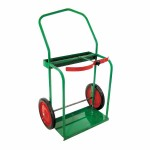 Anthony 24-14 High-Rail Frame Dual-Cylinder Cart
