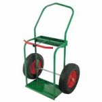 Anthony 85-16 High-Rail Frame Dual-Cylinder Cart