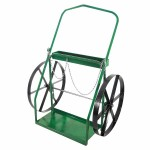 Anthony 42059 Low-Rail Frame Dual-Cylinder Cart