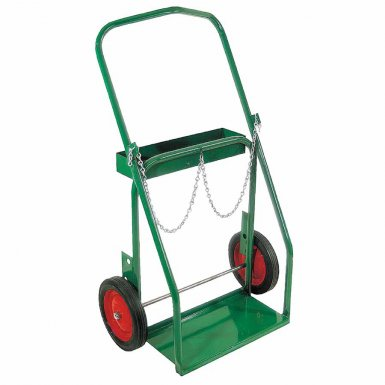 Anthony 42104 Low-Rail Frame Dual-Cylinder Cart