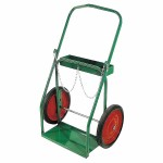 Anthony 42108 Low-Rail Frame Dual-Cylinder Cart