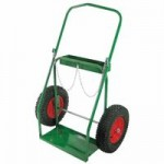 Anthony 42232 Low-Rail Frame Dual-Cylinder Cart