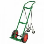 Anthony 6114 Retractable Single-Cylinder Medical Cart