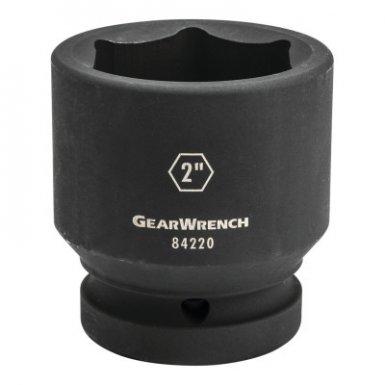 Apex 84231 1 in Drive 6 Point Standard Impact Metric Sockets