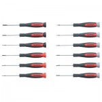 Apex 80057 12 Piece Combination Mini Dual Material Screwdriver Sets