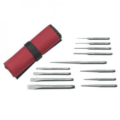 Apex 82305 12 Piece Punch & Chisel Sets