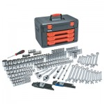 Apex 80942 239 Piece Metric & SAE Socket & Ratchet Sets