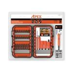 Apex AUGSET30 30 Pc. u-GUARD Fastening Sets