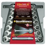 Apex 9308D 8 Pc. Combination Ratcheting Wrench Sets