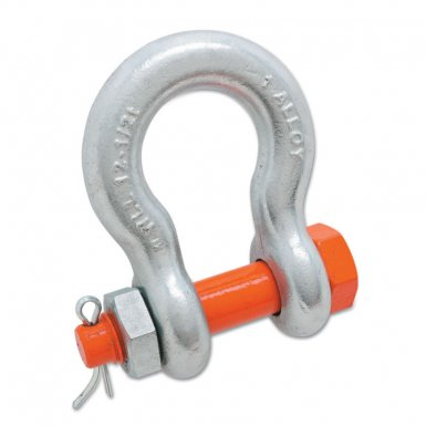 Apex 5394095 Campbell Alloy Anchor Galvanized Shackles