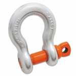 Apex 5412095 Campbell Alloy Anchor Galvanized Shackles