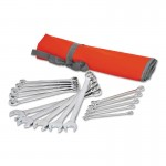 Apex CCWS5 Crescent 15 Piece Metric Combination Wrench Sets