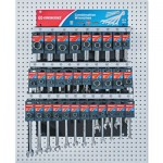 Apex CMHTCW Crescent 32 Piece SAE/Metric Combination Wrench Waterfall Display