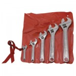 Apex AC5 Crescent Adjustable Wrench Sets