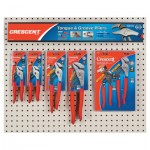 Apex CF10 Crescent Tongue And Groove Pliers Displays